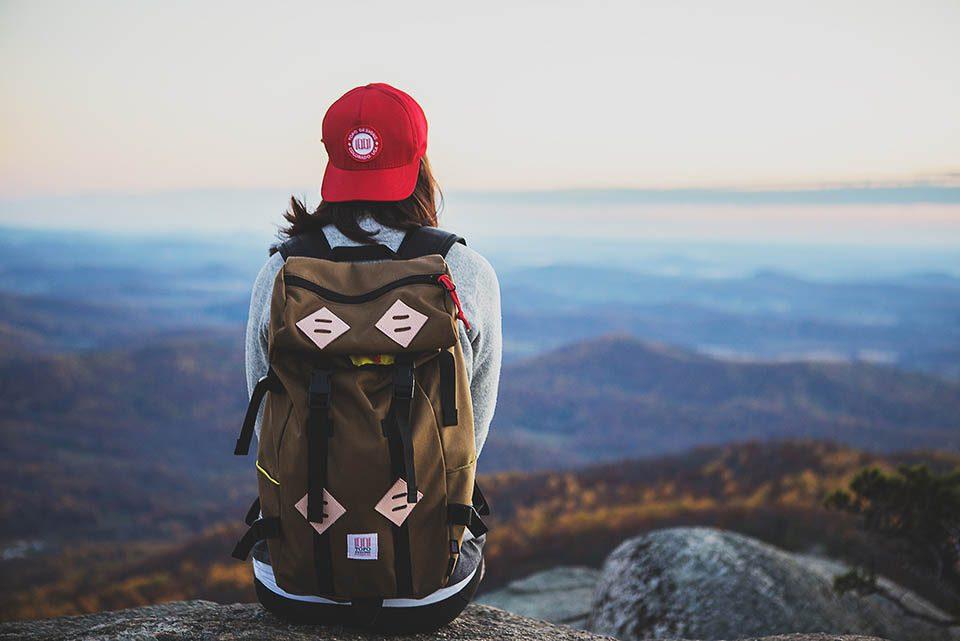 podróżowanie z plecakiem
