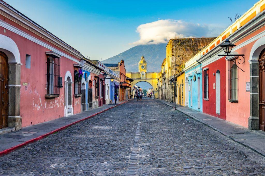 najpiekniejsze miejsca gwatemalii