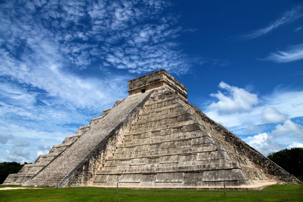 Chichen Itza Meksyk piramida Majów