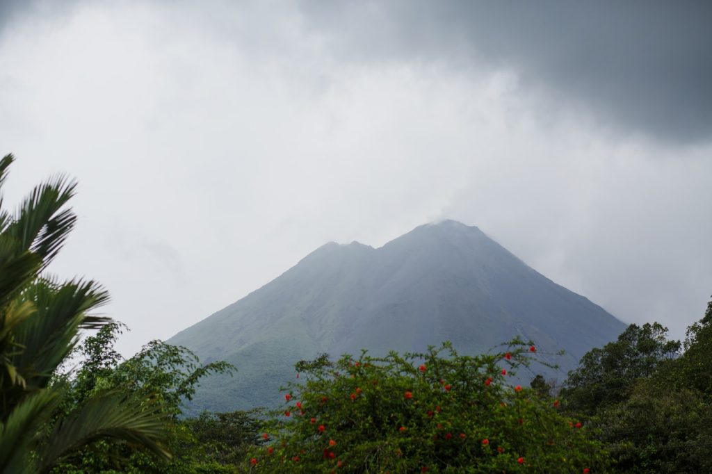 Wulkan Arenal Kostaryka